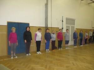 zdravotní cvičení 2